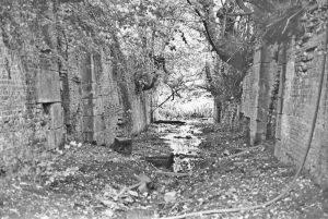 Lock Chamber, Duncombe Farm, Strensall